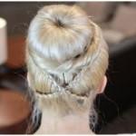 Hair Bun Updo Hairstyles-5