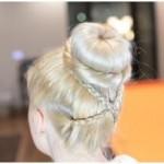 Hair Bun Updo Hairstyles-6