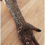 Latest Bridal Henna Mehndi Designs-2