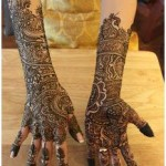 Latest Bridal Henna Mehndi Designs-3