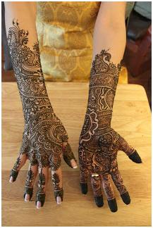 Latest Bridal Henna Mehndi Designs-3