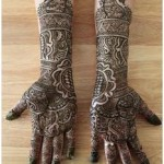 Latest Bridal Henna Mehndi Designs-6