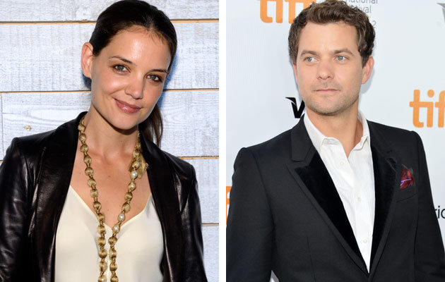 After Divorce Katie Holmes Called Joshua Jackson
