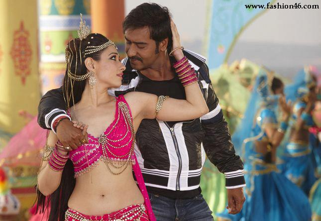 Ajay Devgn and Tamanna sizzling in Himmatwala 400 crore deal with Star India by Ajay Devgan