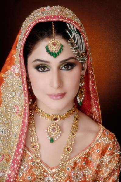 Ather Shahzad Latest Bridal Makeup Collection 2013