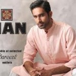 Bareeze Winter Men Kurta designs 2013-12