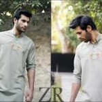 Bareeze Winter Men Kurta designs 2013-14