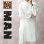 Bareeze Winter Men Kurta designs 2013-15