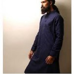 Bareeze Winter Men Kurta designs 2013-6