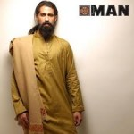 Bareeze Winter Men Kurta designs 2013-7