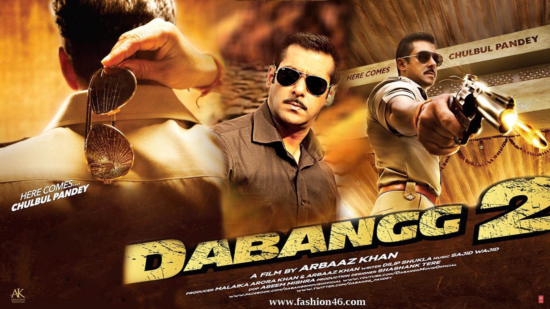 Dabangg 2 cross 100 crores Box Office