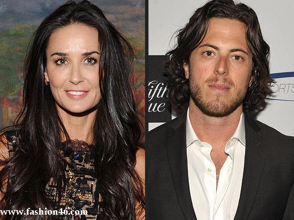 Demi Moore Dating With Harry Morton