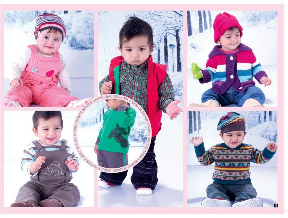 Hang Ten Fall Winter Kids Collection 2013-10