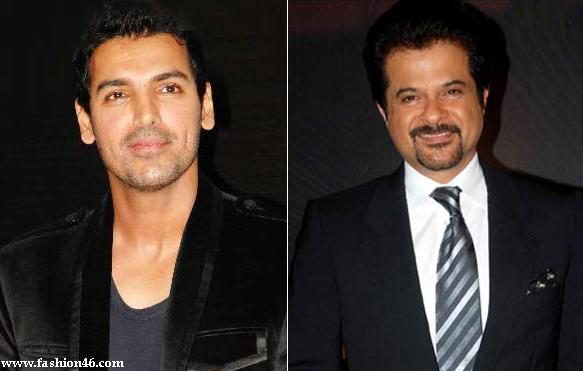 John Abraham Inspire Me to Stay Fit, Anil Kapoor