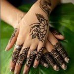 Latest Nail Art & Mehndi Designs 2013 by Hadiqa Kiani-1