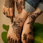 Latest Nail Art Mehndi Designs 2013 by Hadiqa Kiani 8 150x150 Latest Nail Art & Mehndi Designs 2013 by Hadiqa Kiani