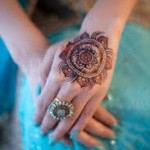Latest Nail Art Mehndi Designs 2013 by Hadiqa Kiani 9 150x150 Latest Nail Art & Mehndi Designs 2013 by Hadiqa Kiani