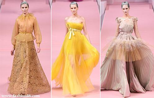 Latest Spring 2013 Couture Alexis Mabille