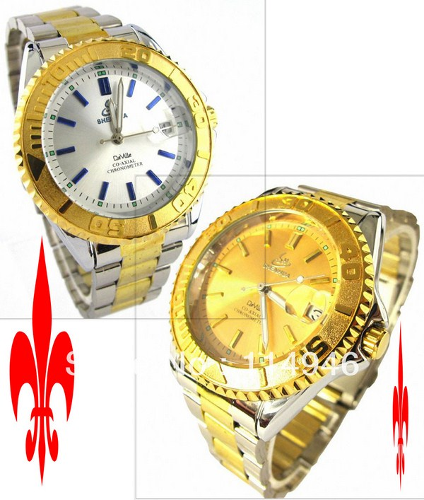Newest 2013 Watches Designs For Men
