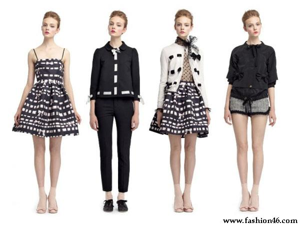 RED Valentino Spring Winter Summer 2013 Pre-Collection