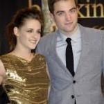 Robert Pattinson & Kristen Stewart Fights In London-6
