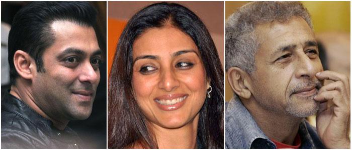 Salman Khan wanna work with Tabu and Naseer
