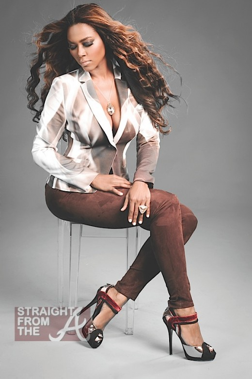 Star Kenya Moore Releasing New Music