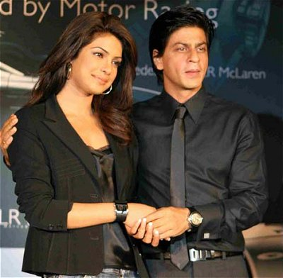 The Alleged Affair ShahRukh Khan and Priyanka Chopra The Alleged Affair ShahRukh Khan & Priyanka Chopra