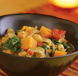 Winter Ragout Vegetable Recipe