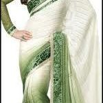 Zarine Khan Latest Women Saree Designs 2013-10