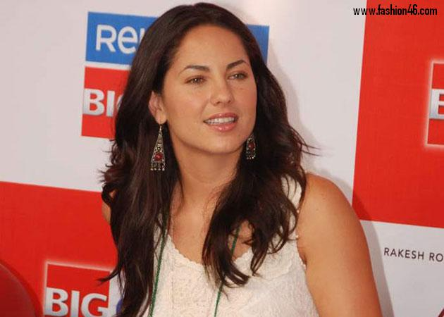 Barbara Mori to make her debut on Indian Television Barbara Mori to make her debut on Indian Television