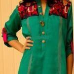 Beautiful Silaayi Outfits Kurta fashion 2013 for Ladies-1