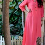 Beautiful Silaayi Outfits Kurta fashion 2013 for Ladies-13
