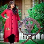 Beautiful Silaayi Outfits Kurta fashion 2013 for Ladies-15