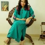 Beautiful Silaayi Outfits Kurta fashion 2013 for Ladies-2