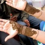 Latest Beautiful Hand Mehndi Henna Designs 2013-10