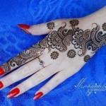 Latest Beautiful Hand Mehndi Henna Designs 2013-15