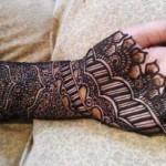 Latest Beautiful Hand Mehndi Henna Designs 2013-3