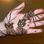 Latest Beautiful Hand Mehndi Henna Designs 2013-7