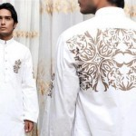 Latest Men's Kurta Collection 2013 by Fahad and Deepak-15