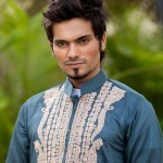 Latest Men's Kurta Collection 2013 by Fahad and Deepak-17