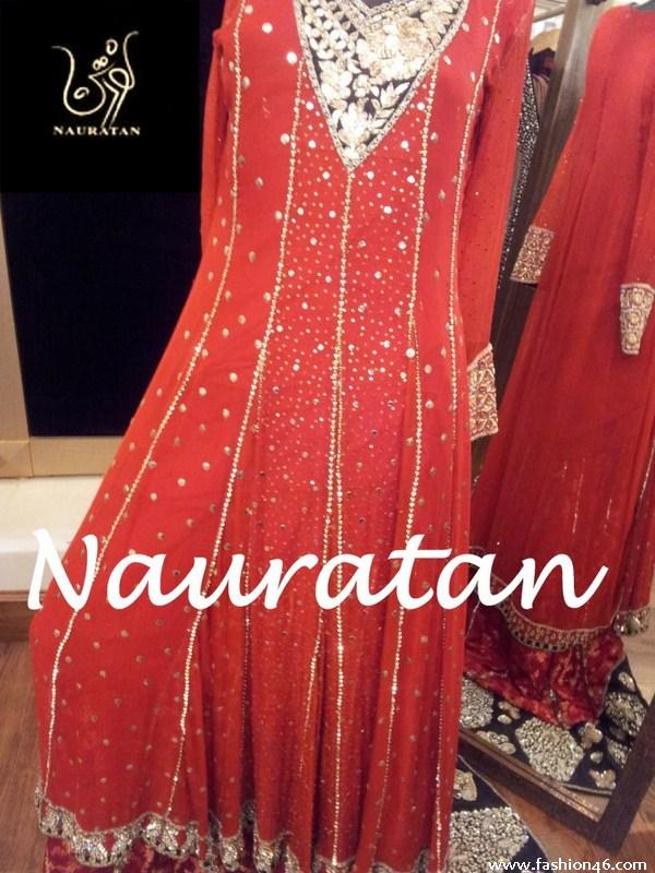 Nauratan Formal & Wedding Dresses 2013 For Women