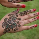 Newest Mehndi Designs 2013 For Girls-1