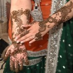 Newest Mehndi Designs 2013 For Girls-3