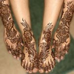 Newest Mehndi Designs 2013 For Girls-6