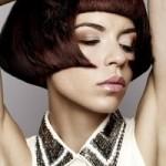 Popular Apple Cut Hair styles-1