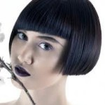 Popular Apple Cut Hair styles-10