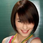 Popular Apple Cut Hair styles-9