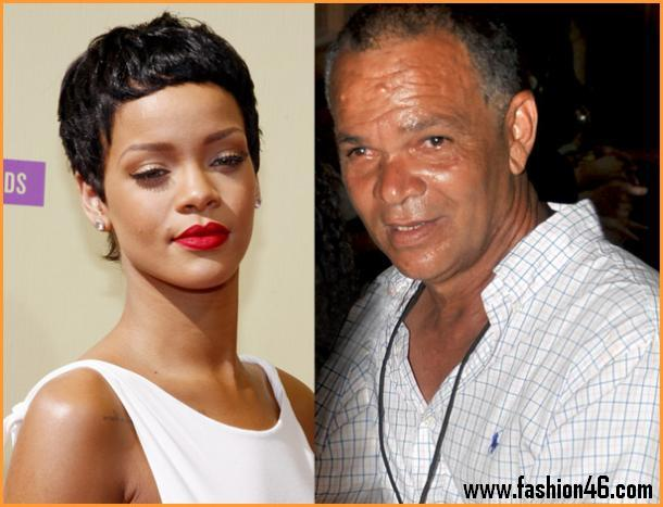 Rihanna's Father wants Grandson
