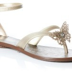 Unze New Flat Sandals Collection 2013 for Ladies-12